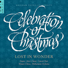 Celebration of Christmas-Lost in Wonder [New CD]