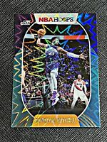 Donovan Mitchell 2020-21 Panini NBA Hoops Teal Explosion Parallel | Utah Jazz