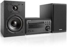 Denon D-M41DAB 60W CD Stereoanlage - Schwarz