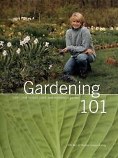 Gardening 101: Learn How to Plan, Plant, and Maintain a Garden (The Best of Mart