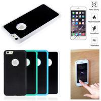Anti Gravity Nano Case Suction Magic Phone Cover for iPhone 6/6S/7/8 Plus/X