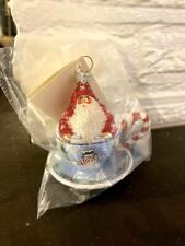 Patricia Breen Tea For Two Snowman Catz store exclusive- New In Package #2568