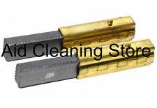 MOTORE Spazzole di carbone per Numatic Hoover Vax Karcher Aspirapolvere Bagnato BL21104 230260