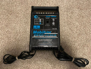 24V 5A MobilLine Dual Mode Deep Cycle Fully Automatic Wheelchair Battery Charger