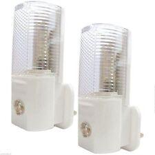Automatic LED Night Light Plug Sensor Light Activated  Hallway / Childrens Rooms