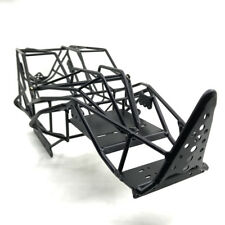 Metal Chassis Roll Cage Frame Body for RC 1/10 AXIAL WRAITH 90018 Truck Crawler