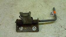 1972 Honda CT70 CT Mini Trail 70 H879' seat saddle latch lock #2