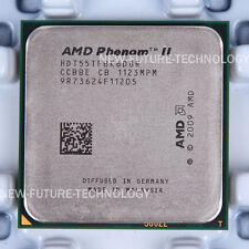 AMD Phenom II X6 1055T (HDT55TFBK6DGR) 667 MHz 2.8 GHz Socket AM3 CPU 100% Work