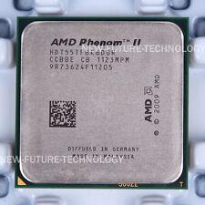 AMD Phenom II X6 1055T (HDT55TFBK6DGR) 667 MHz 2.8 GHz Socket AM3 CPU 100% Work