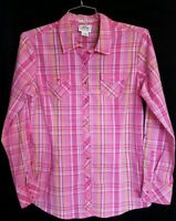 Ariat Women's Brand NWT Sonora Pearl Snap Western Shirt Size Large Embellished