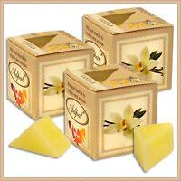 3 x Duftwachs Vanille | Aroma Duftkerze Schmelzwachs Wax Aromatic