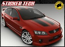 BODY STRIPE DECAL VINYL STICKER KIT SUITS HOLDEN VE COMMODORE SANDMAN SSV V6 VY