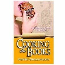 Cooking the Books: A Corinna Chapman Mystery: By Greenwood, Kerry
