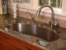"32"" Undermount Stainless Steel Single Bowl Kitchen Sink 16 Gauge Premium Quality"