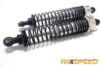 RC 1:10 Stoßdämpfer 80 mm Öldruckstoßdämpfer - 2 Stück (befüllt)
