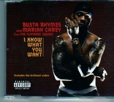 (DO77) Busta Rhumes And Marlah Carey FeatThe Flipmode Squad, I Know ...- 2003 CD