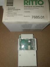Ritto 6990//00 Dauertongenerator Platine Elegant Dauer Ton 16990 00 NEU OVP