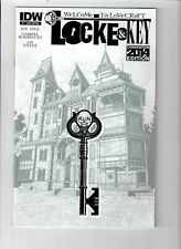 LOCKE & KEY: OMEGA #1 - Grade NM - 2014 Convention Edition Variant cover!