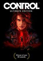 Control Ultimate Edition - Steam Offline Account - Blitzversand