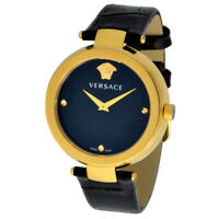 Versace Damen Quarzuhr VQR09-0017 Edelstahl Sapirglas UVP1495€ swiss movement