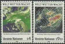 Timbres Nations Unies Vienne 92/3 ** lot 6621