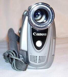 Canon MV850i Camcorder.Digital Video. Mini DV. AV-in.DV-in. For bullet cams.VGC.
