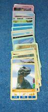 Kellogg's 3d Lenticular Cards Dinosaurs nel regno dei giganti - 4 carte singole