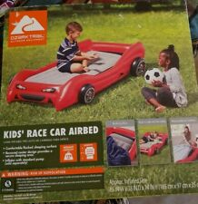 New Kids Race Car Airbed Little Boys Bed