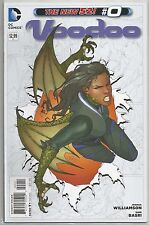 Voodoo #0 : DC Comic Book : New 52 Collection