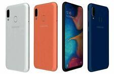 SAMSUNG Galaxy A20e-Teléfono inteligente de 32 GB Android Mobile Azul/Coral/Blanco