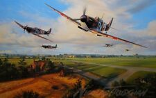 TRUDGIAN Their Finest Hour RAF Spitfire 610 Squadron RARE w/Robert Taylor Bonus