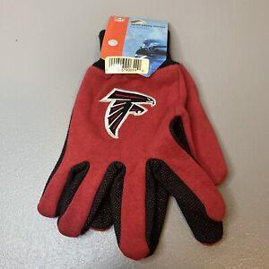 WindCraft NFL Atlanta Falcons Adult Sport Utility Gloves One Size Fits Most