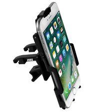 KFZ Auto Halterung Lüftung für Apple iPhone 8 PLUS Lüfter Halter Lüftungsgitter