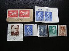austria - 9 sellos sellados (A23) stamp austria