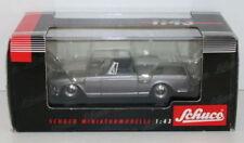 Véhicules miniatures argentés Schüco BMW