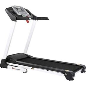 Fitness Smart Treadmill with Auto Incline - SF-T7515