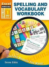 Excel Adv Spelling and VOC Yr 1 by Pascal Press (Paperback, 2014)