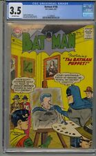 BATMAN #106 CGC 3.5