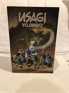 Vtg Usagi Yojimbo Special Edition Hardcover Box Set w/Slipcase - Fantagraphics