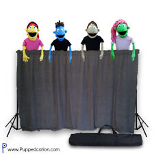 Classroom Puppet Stage | Professional Tripod Puppet Stage Theater with bag