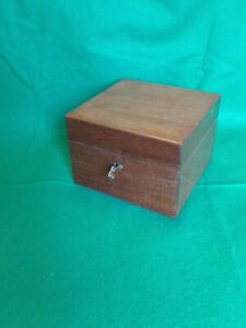 Ships Chronometer, gimbaled Longines deck watch mounting box