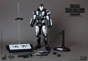 "HOT TOYS Movie Masterpiece MMS166 Iron Man 2 Guerra Machine ""Special Version ""("