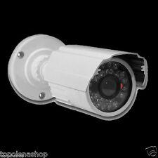 TELECAMERA VIDEOSORVEGLIANZA CCD 2,8mm 1200 TVL 24 LED INFRAROSSI AP-502IR
