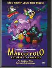 Marco Polo: Return to Xanadu (DVD, 2004)[Cut UPC] ***Scratch Free Disc!!***