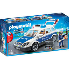 Playmobil City Action Squad Car with Lights & Sound 6920 NEW