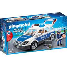 Playmobil City Acción escuadrón coche con luces y sonido 6920 Nuevo