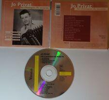 cd: JO PRIVAT - LES CLASSIQUES DU MUSETTE