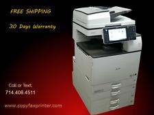 Ricoh Mp 4054 Blackwhite Copier Printer Scanner Demo Unit Low Meter