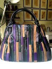 Miu Miu Nappa Patch Handbag New With Tags Retail $2200