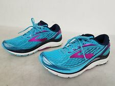 Brooks Transcend 4 Blue Running Shoes Women's Size 9.5B